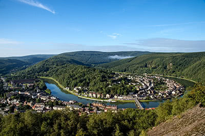 The Meuse in Monthermé